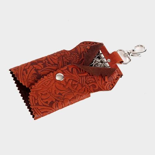 Футляр для ключей (натуральная кожа) 024-07-05М