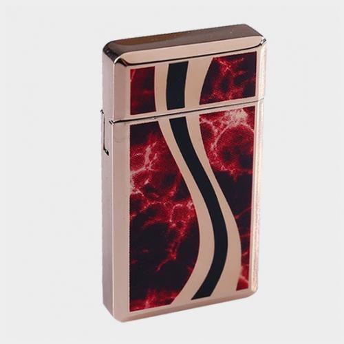 Зажигалка газовая с фотонанесением на камень, женская, микс, 3х6.5 см