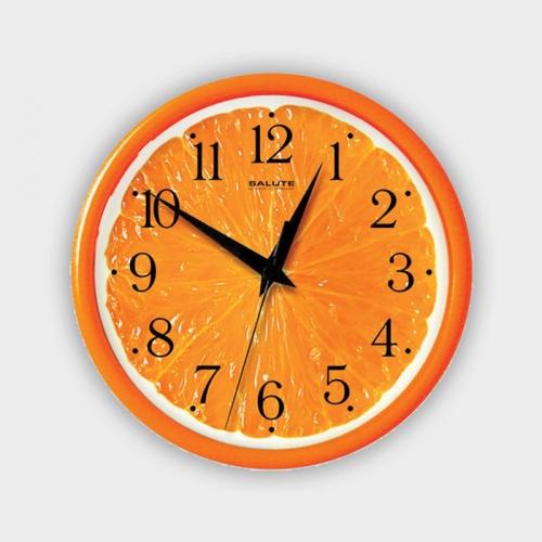 Часы настенные ПЕ - Б2.1 - 237 АПЕЛЬСИН