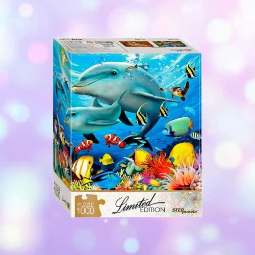 """Пазл Step Puzzle """"Limited Edition. Подводный мир"""""""